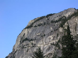 Squamish, British Columbia - The Stawamus Chief