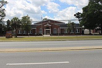 Chiefland, Florida - Chiefland High School