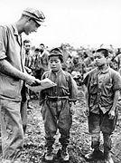 Childsoldier In Okinawa
