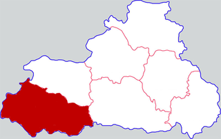 Zhenan County County in Shaanxi, Peoples Republic of China
