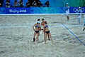 China & USA Beach Volleyball 2008 Olympic Games.jpg