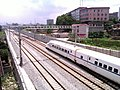 China Railways CRH2C-061C at Lingchuan, Guilin 20130618 01.jpg