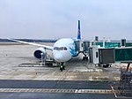 China Southern Airlines Boeing 787-800 at Wuhan Tianhe International Airport.jpg
