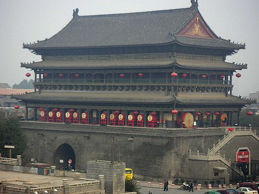 Drum Tower of Xi'an