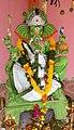 Chinalingala SSRBS kalyana mandapam lo Ganesh vigraham.jpg