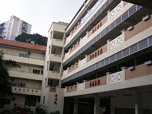 Chinese independent high school - Image: Chinese Independent High School 004