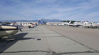 Chino Airport airport in California, United States of America