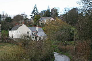 Chipstable village in the United Kingdom