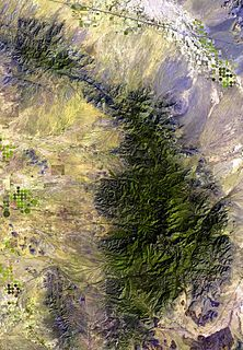 Sulphur Springs Valley valley in the eastern half of Cochise County, Arizona
