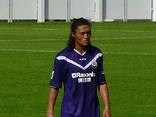 Chiu Chun Kit Hong Kong footballer