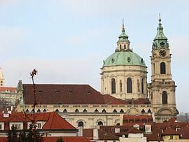 Костел святого мікулаша на малій