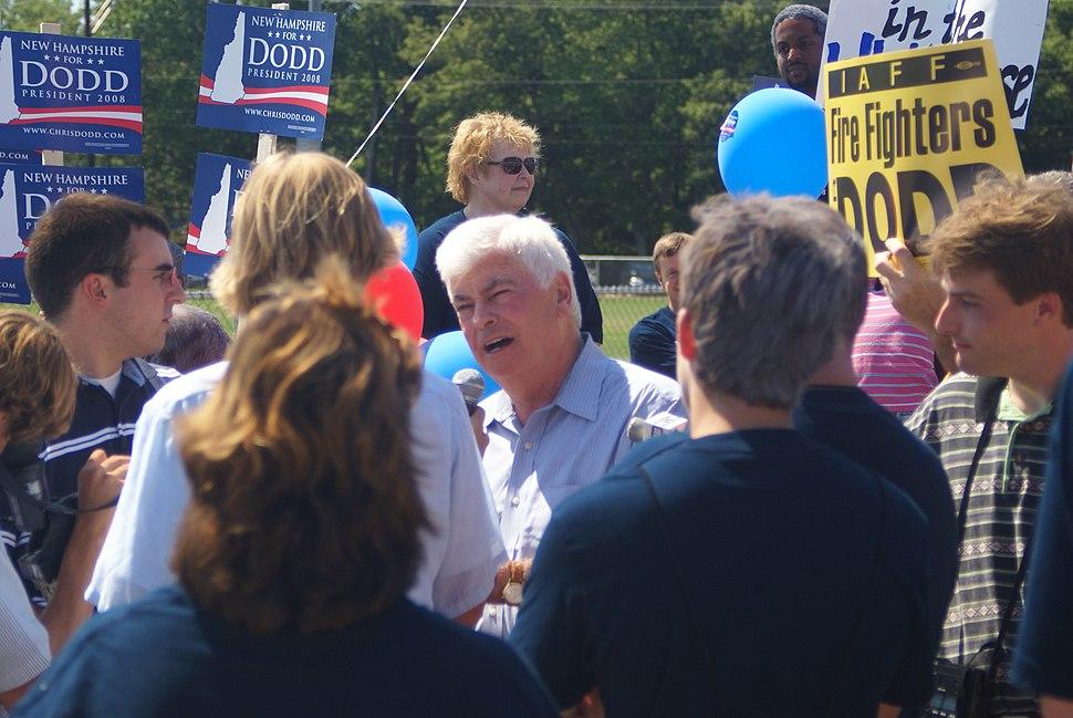 Chris Dodd Labor Day