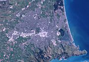Christchurch, New Zealand, NASA 2