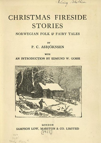 File:Christmas Fireside Stories.djvu
