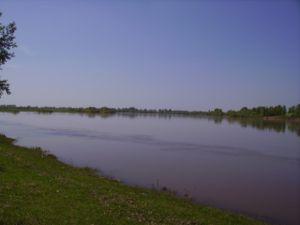 Chulym River (Ob River) - Chulym River near Achinsk