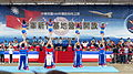 Chung Hua University Cheerleaders Performing in 2015 Hsinchu Air Force Base Open Day 20151121a.jpg