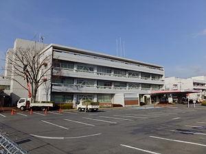 Chūō-ku, Saitama - Chūō Ward Office, Saitama City