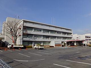 Chūō-ku, Saitama Ward in Kantō, Japan