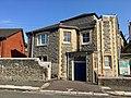 Church Hall attached to Trinity Methodist Church, Stanwell Road, Penarth, June 2020.jpg