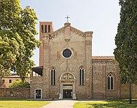 Church Sant'Elena (Venice) Facade.jpg