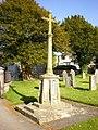 Church of St James, Burton, War Memorial - geograph.org.uk - 1308178.jpg