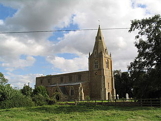 St Leonard's Church Church of St Leonard, Thorpe Langton - geograph.org.uk - 232799.jpg