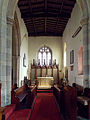 Church of the Holy Cross Great Ponton Lincolnshire England - chancel from the chancel arch.jpg