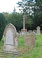 Churchyard Cross, St. Andrew's, Hampton Bishop - geograph.org.uk - 559325.jpg