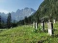 Cimitero Militare Austro Ungarico di Valbruna 04.jpg