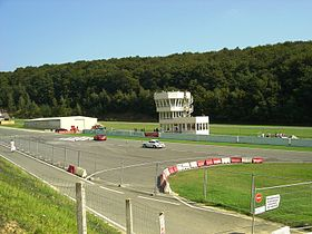Le circuit de Folembray.