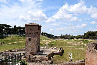 Circus Maximus Ancient Roman circus in Rome