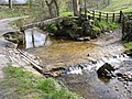 Clam Bridge Wycoller - geograph.org.uk - 643571.jpg
