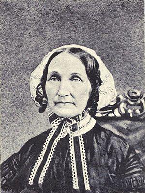 William Richards (Hawaii) - Clarissa Lyman Richards (1794-1861)