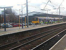 class 150 at bedford