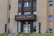 Clearwater County Building and Courthouse - Bagley, Minnesota (36274671242).jpg