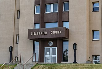 Clearwater County, Minnesota - Image: Clearwater County Building and Courthouse Bagley, Minnesota (36274671242)