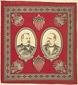"Cleveland-Stevenson ""Union is Strength"" Portrait Handkerchief (4359341967).jpg"