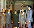 Clifford Scott Green with former law partners at swearing in.jpg