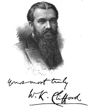 William Kingdon Clifford - William Kingdon Clifford (1845–1879)