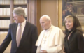 Clintons meet pope in 1994 H.png