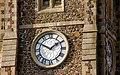 Clock, Shankill parish church, Lurgan - geograph.org.uk - 597960.jpg