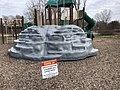 Closed playground equipment Harrsion Meadows Park.jpg