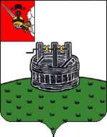 Coat of Arms of Gryazovetsky rayon (Vologda oblast).png