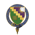 Coat of Arms of Sir Edward Heath, KG, MBE.png