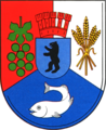 Coat of arms de-be mueggelheim 1987.png