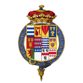 Coat of arms of Henry Grey, 1st Duke of Kent, KG, PC.png