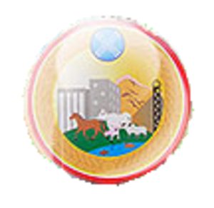 Nura District - Image: Coat of arms of Nura