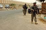 Cobra troops patrol streets of northwest Baghdad DVIDS85928.jpg