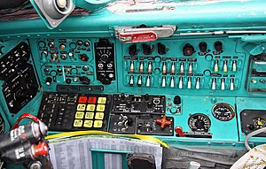 Cockpit of Mikoyan-Gurevich MiG-31 (3).jpg