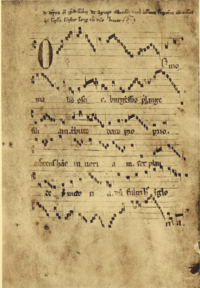 Codex Las Huelgas, f° 159v - O monialis concio Burgensis plange filiam.png
